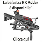 La balestra RX Adder è disponibile!